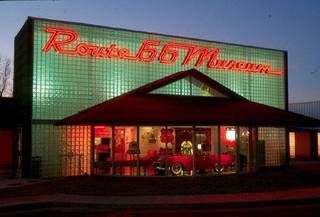 The Oklahoma Route 66 Museum in Clinton. - PHOTO PROVIDED