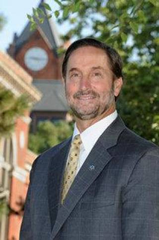Don Betz: University of Central Oklahoma president Photo provided