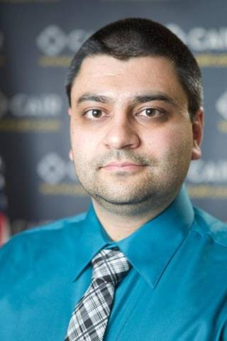 Pictured is Adam Soltani, executive director of the Oklahoma Chapter of the Council on American-Islamic Relations. Image via Tulsa World.
