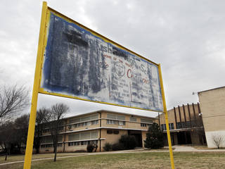 Oklahoma City Public Schools has a potential buyer for the old John Marshall High School. Premier Assets Inc. has offered $400,000. OKLAHOMAN ARCHIVES PHOTO