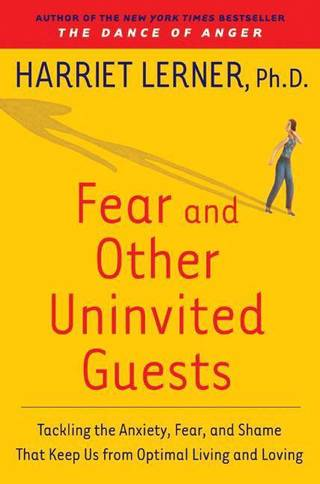 Author Harriet Lerner says we should avoid avoidance.