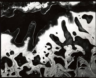 """Photographer Brett Weston's (American, 1911-1993) 1954 work """"Untitled [broken glass]"""" is featured in the new exhibit """"Brett Weston: Land, Sea and Sky — Recent Gifts From the Christian K. Keesee Collection,"""" at the Oklahoma City Museum of Art. Photo provided by the Brett Weston Archive"""