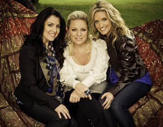 "Point of Grace members Leigh Cappillino, Shelley Breen and Denise Jones will host a ""Girls of Grace"" one-day conference on Oct. 19 in Oklahoma City. Photo provided"