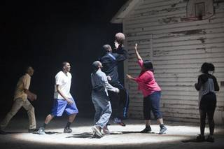 A screen shot from Kevin Durant's new Nike commercial. PHOTO PROVIDED