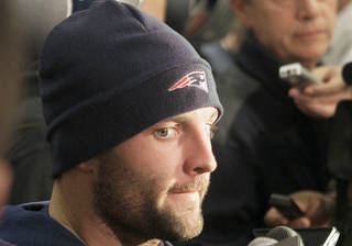 Wes Welker is using his doubters and detractors as motivation. AP photo