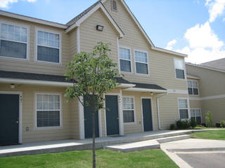 One of 15 buildings at Summit Pointe Apartments, 1002 SW 89. - PROVIDED
