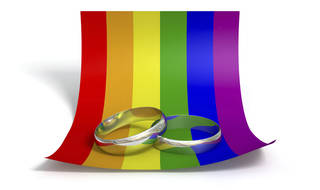 Among the Christian business owners penalized for refusing to accommodate a gay wedding on religious grounds are a photographer in New Mexico, a florist in Washington and a wedding cake baker in Colorado. (©istockphoto.com/allanswart)