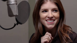 "Oscar-nominated actress Anna Kendrick provides the voice of Courtney in the 3-D stop-motion animated feature ""ParaNorman."" Photo provided."