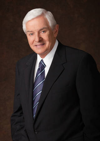 David Jeremiah Photo provided