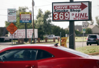 Gas prices at a gas station in Oklahoma City reach $3.69 on June 17, 2014. Photo by K.T. King/The Oklahoman KT King - The Oklahoman