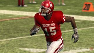 A simulation of the 2009 college football season on NCAA Football 10 yielded some interesting results. PHOTO COURTESY OF EA SPORTS
