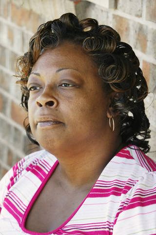 Cleta A. Jennings The mother of Antwun Parker is shown in this 2009 photo.