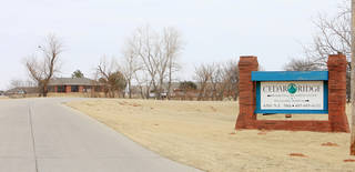 Cedar Ridge Hospital has dropped plans to expand its northeast Oklahoma City campus, and the hospital will take over a psychiatric facility in Bethany that Deaconess Hospital closed earlier this year. Oklahoman Archives Photo The Oklahoman - THE OKLAHOMAN
