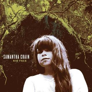 "Pictured is the artwork for Samantha Crain's ""Kid Face""."