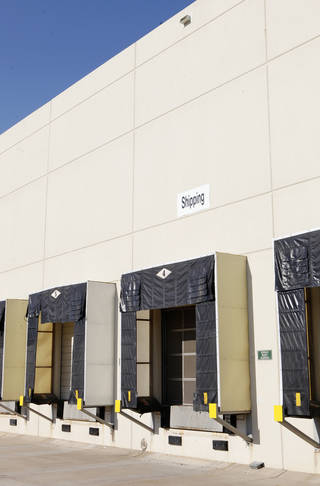 Northwestern Mutual Life Insurance built this 210,000-square-foot warehouse at 5200 SW 36 on speculation in 2000. Now owned by Equity Industrial OK LP, Needham, Mass., the property is fully leased to Biagi Bros., a Napa, Calif.,-based beverage warehousing and trucking company, Rexel and Fed-Ex. PAUL B. SOUTHERLAND - THE OKLAHOMAN