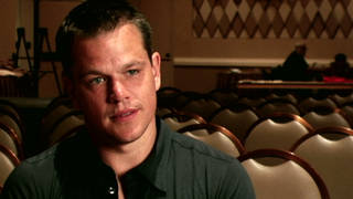 "Matt Damon, appearing in the poker film ""All In."" Photo provided"