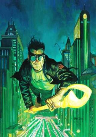 Jack Knight was the reluctant hero who became Starman in his father's footsteps. DC COMICS