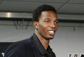 Hasheem Thabeet (AP Photo/Rick Bowmer)