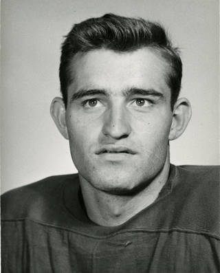 Former Oklahoma football player Carl Allison passed away Tuesday at his home in West Monroe, La. PHOTO COURTESY OU SPORTS INFORMATION