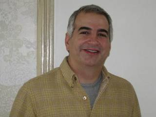 Anthony Shadid is seen in this file photo.