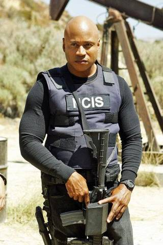 "Special Agent Sam Hanna (LL Cool J) stars in ""NCIS: Los Angeles,"" 8 p.m. Tuesdays on CBS. CBS photo MICHAEL DESMOND"