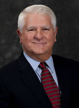 Rick Cain, administrator, Central Oklahoma Transportation and Parking Authority