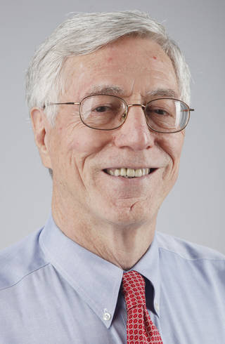 Robert Dauffenbach Associate dean and director of the Center for Economic and Management Research at the University of Oklahoma's Price Business College DOUG HOKE -