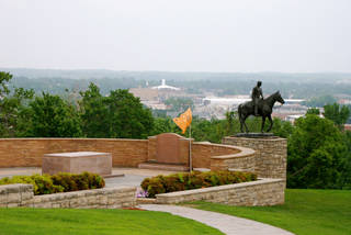 The Will Rogers Memorial and Museum is in Claremore. PHOTO PROVIDED