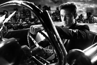 "Joseph Gordon-Levitt is seen in the movie ""Sin City: A Dame to Kill For."" AP Photo/The Weinstein Company - AP"