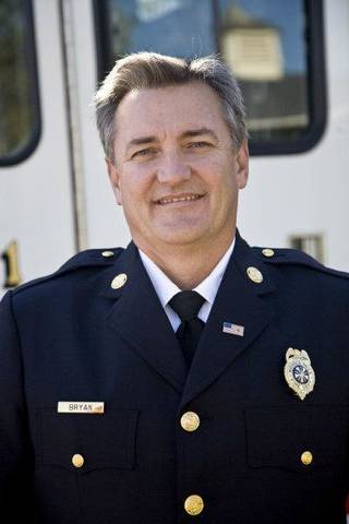 Keith Bryan Provided - Nichols Hills Fire Department