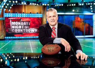 ESPN's Matt Millen will be the analyst for both the Insight and Fiesta bowls. He's already called two OU games and two OSU games this season. PHOTO PROVIDED BY ESPN