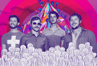 Portugal.The Man. PHOTO PROVIDED