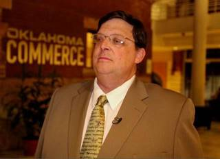 Don Hackler is deputy director of the Oklahoma Commerce Department