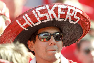 Nebraska is expected to bring about 10,000 fans to Stillwater for Saturday's game against Oklahoma State. AP PHOTO