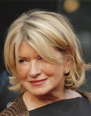 """NEW YORK, NY - JULY 21: Martha Stewart attends the """"Get On Up"""" premiere at The Apollo Theater on July 21, 2014 in New York City. (Photo by Jemal Countess/Getty Images)"""