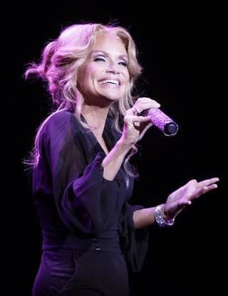 """Kristin Chenoweth, seen here performing last Sunday at the Broken Arrow Performing Arts Center, has been cast in a recurring role in CBS' """"The Good Wife."""" MIKE SIMONS/Tulsa World"""