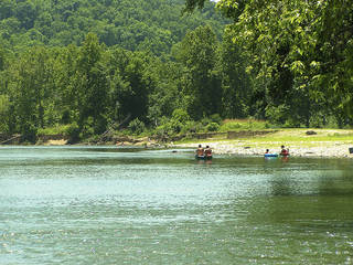 Activity is expected to pick up on the Illinois River this week as visitors take advantage of the Fourth of July holiday. Photo provided