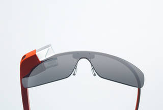 Google glasses. PHOTO PROVIDED.