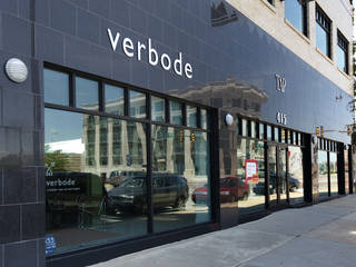 Verbode is at 415 N Broadway, Suite 101, in downtown Oklahoma City. Sales agents concentrate on the urban core and historic neighborhoods. Photo by Paul Hellstern, The Oklahoman PAUL HELLSTERN