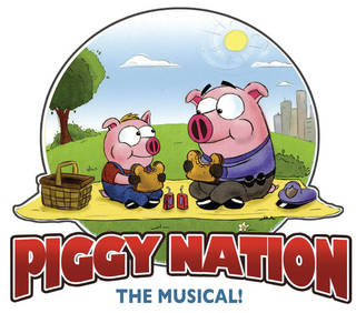 'Piggy Nation the Musical' will premiere at Sooner Theatre in Norman May 5-6. PHOTO PROVIDED.