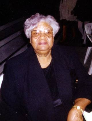 Mamie L. Brown. Photo provided.