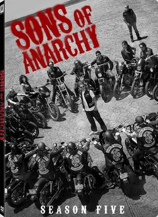 """""""Sons of Anarchy"""" ranks fairly low on Static's My List on Netflix, but thanks to the service's storied algorithms, it will likely leap to the top once the fifth season arrives. PHOTO PROVIDED"""