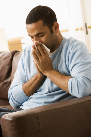 Allergies happen when your immune system confuses innocuous things like plant pollens or pet dander with true bad guys like viruses or bacteria. Photo by Getty Images/BananaStock RF BananaStock - Getty Images/BananaStock RF