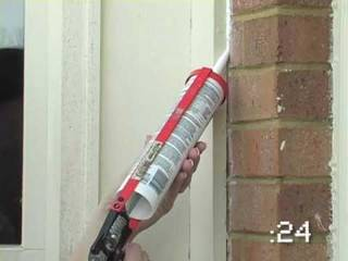 Caulking cracks and gaps in your home's exterior is easy and inexpensive. chazz.squidoo.com