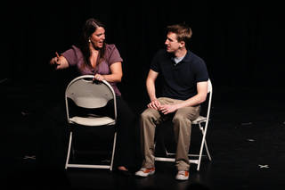 The Dallas duo Manick will perform Friday at the fourth annual Improv Festival Oklahoma. Photo provided.