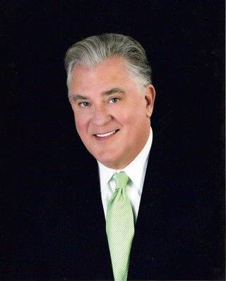 Roger Beverage, president and CEO of the Oklahoma Bankers Association. - PROVIDED