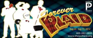 "Performances of the musical ""Forever Plaid"" continue through Sept. 15 at Guthrie Pollard Theatre. Photo provided."