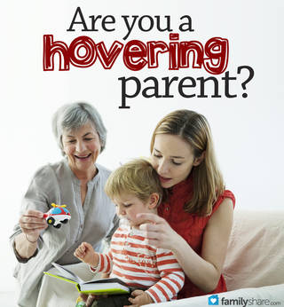 Are you a hovering parent?