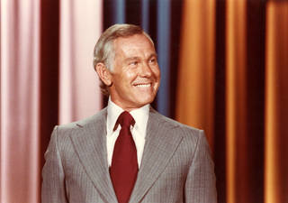"""Johnny Carson, who hosted """"The Tonight Show"""" for 30 years, is featured in a PBS special at 8 p.m. Monday. NBC photo"""