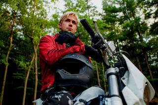 """The Place Beyond the Pines"" reunites actor Ryan Gosling with filmmaker Derek Cianfrance."